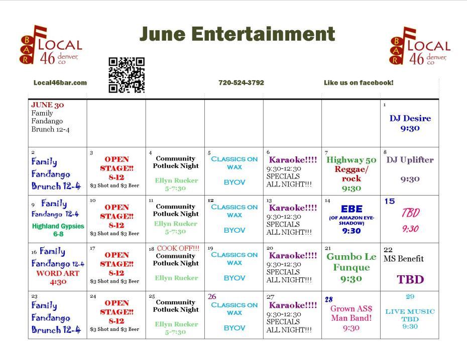 June Ent